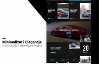 Website Style - Realizacja strony www FORD