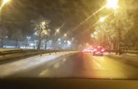 Sopot Gdynia Piękny śnieg
