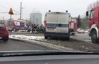 Wypadek na Rondzie Ofiar Katynia w Gdańsku