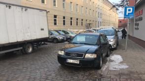 Sprzedam samochód w centrum Gdańska