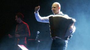 Marcin Wyrostek zagrał na 92. urodzinach Gdyni