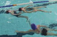 Zimowe zajęcia pływackie i doskonalenia umiejętności ratowniczych