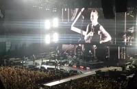 Owacje na koncercie Depeche Mode
