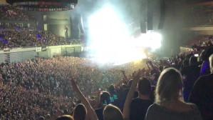 Tak się bawią fani na koncercie Depeche Mode