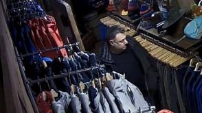 Ukradł kurtkę za 800 zł - poznajesz go?