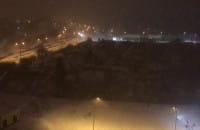 Witomino: napadało solidnie śniegu