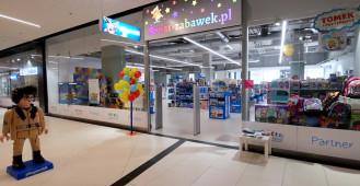 Świat-zabawek.pl w Galerii Metropolia
