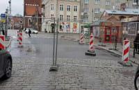 Ul. Pańska zamknięta dla ruchu w związku z budową minironda