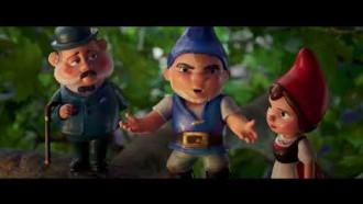 Gnomeo i Julia. Tajemnica zaginionych krasnali - zwiastun