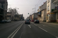 Gęsto w Sopocie przejazd zajmuje 20 min.