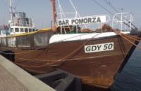 Kuter-bar zniknie z Nabrzeża Pomorskiego