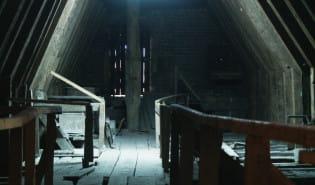Średniowieczne poddasze bazyliki św. Mikołaja