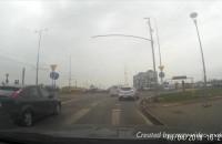 Kierowca Traficara dał popis na szosie