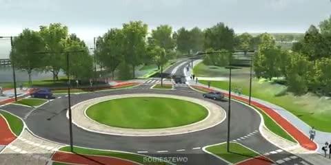 Tak będzie wyglądał wprzyszłości most zwodzony wSobieszewie, który zastąpi starą przeprawę.