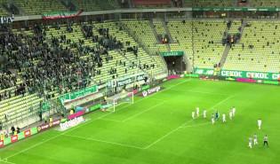 Po meczu Lechia Gdańsk - Cracovia