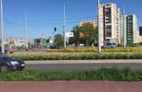 Awaria tramwajów na Bulońskiej