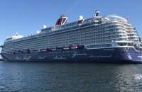 Mein Schiff 1 w porcie w Gdyni