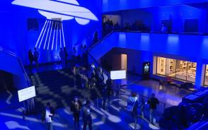 Noc muzeów w Muzeum Emigracji - UFO w Gdyni