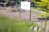 Inwestycja z BO przy parku Steffensów
