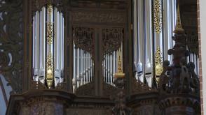 Organy Kościoła Świętej Trójcy w Gdańsku