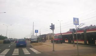 Skutki potrącenia przez tramwaj