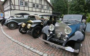 20 Rolls-Royce'ów w Gdańsku