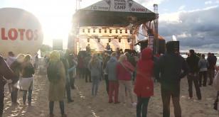 Lotos Music Summer Cup na plaży w Brzeźnie