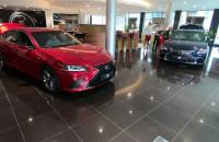 Trójmiejski debiut nowego Lexusa ES