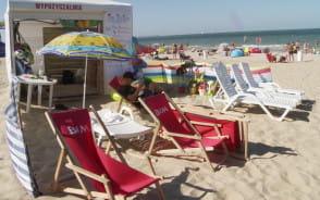 Jak wygląda praca na plaży?