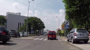 Tak Straż Miejska w Gdyni olewa parkujących na zakazie