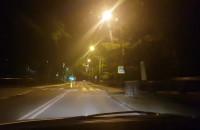 Nocne rajdy samochodów