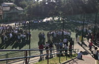 Rozpoczęcie roku szkolnego w szkole na Siedlcach