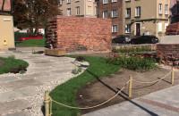 Nowe przejście z ogrodem przy Teatrze Szekspirowskim