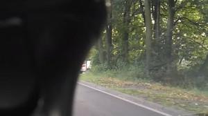 Policja blokuje wjazd do Sopotu