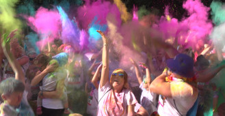 The Color Run 2018