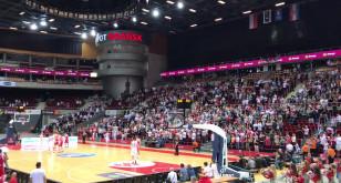 Świetna atmosfera Polska-Chorwacja