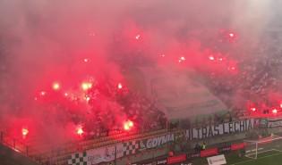 Race na stadionie