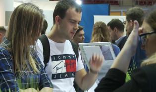 Studenci i absolwenci szukali pracy w Ergo Arenie