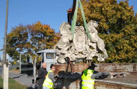 """Gdański """"witacz"""" po 60 latach doczeka się renowacji"""