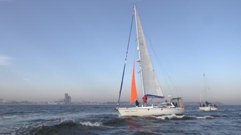 Jacht Lady Dana 44 opłynął glob
