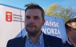 Konferencja komitetu Gdańsk Tworzą Mieszkańcy