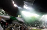 Biało-zielono po golu na 1:0 w derbach