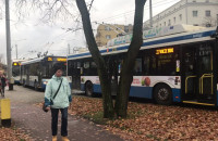 Autobusy nie kursują al. Zwycięstwa po wypadku