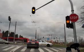 Awaria świateł na Sopockiej i Chwaszczyńskiej
