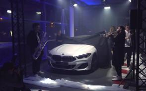 """Dwie premiery w BMW: """"ósemka"""" i X5"""