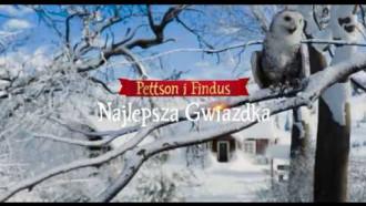 Pettson i Findus - Najlepsza Gwiazdka - zwiastun