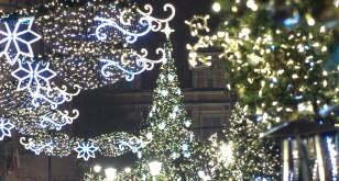 Świąteczne iluminacje w Gdańsku