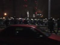 Kibice Legii już prawie pod stadionem