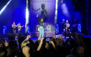 """Koncert """"Whitney: Queen of the night"""""""