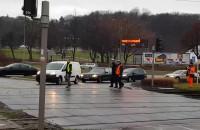 Tramwaj wykoleił się przy bramie oliwskiej